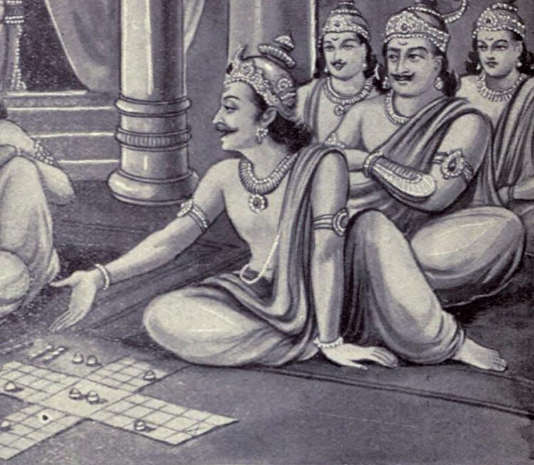 Image of Shakuni - master of the dice